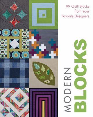 Modern blocks front cover