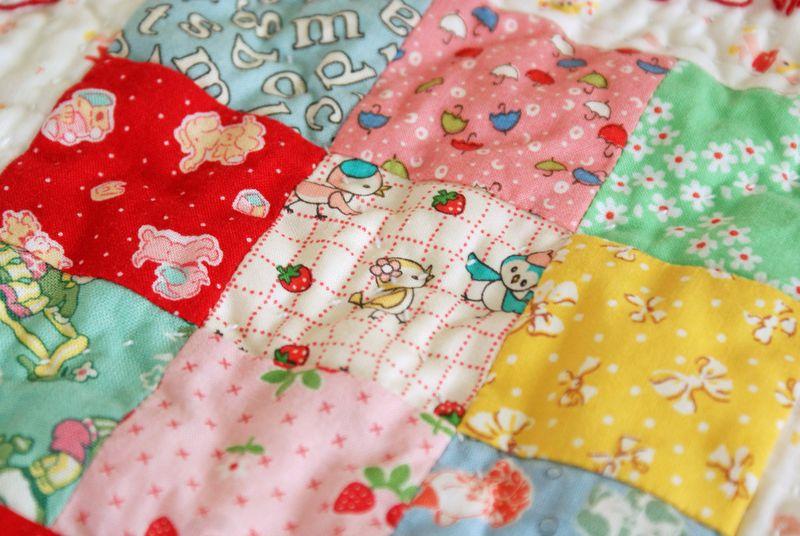 nanaCompany patchwork, B1741