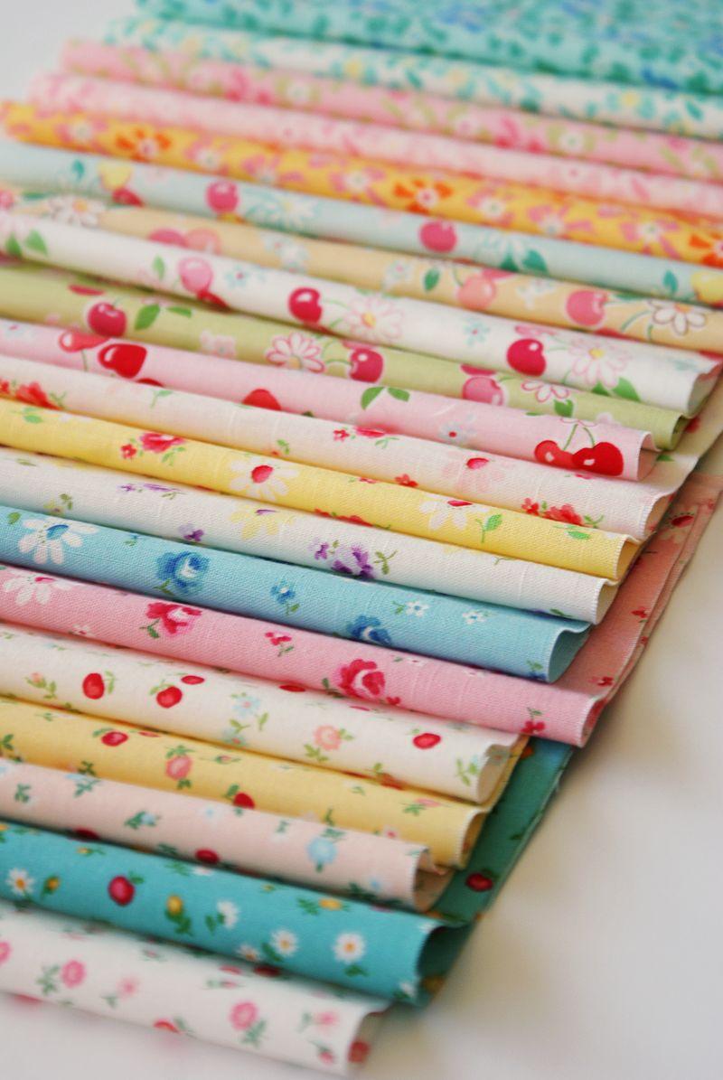 japanese fabric designed by Atsuko Matsuyama