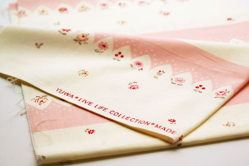 japanese Yuwa fabric