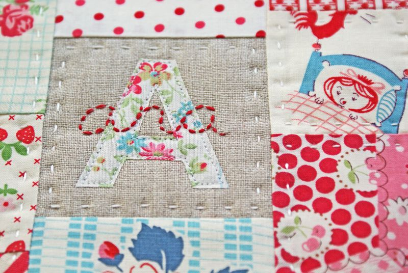 nanaCompany patchwork placemat
