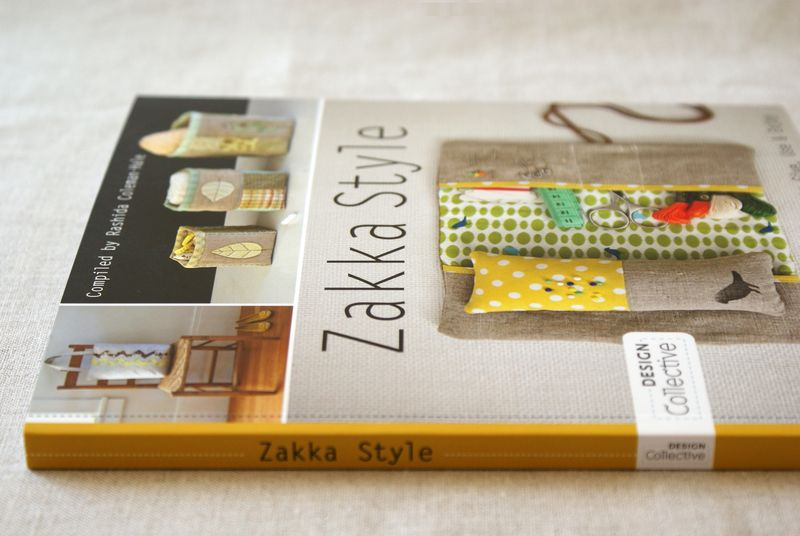 Zakka Style book by C&T Publishing, Z100