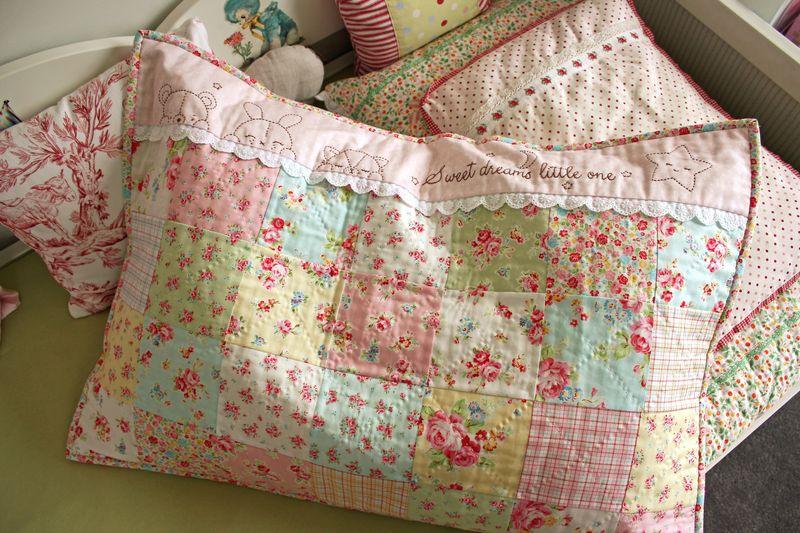 sweet dreams pillow by nanaCompany, P_2461p