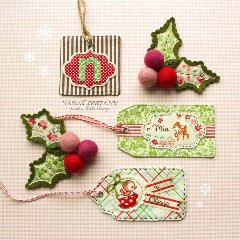 2012 Holiday Tag-a-Long by nanaCompany... week 2