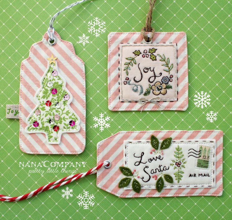 2012 Holiday Tag-a-Long: Week 4... by nanaCompany