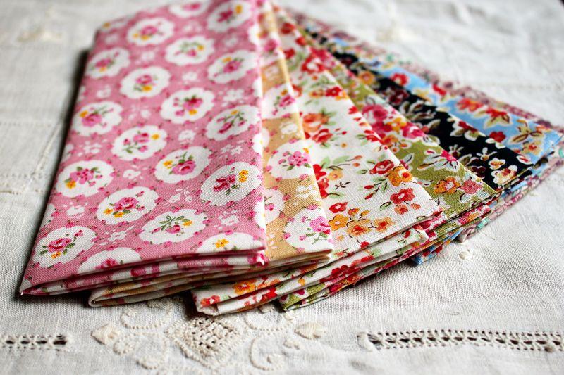 little floral fabrics
