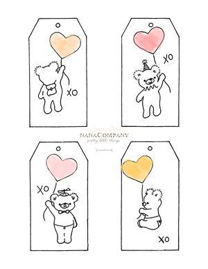 xo Bears pattern