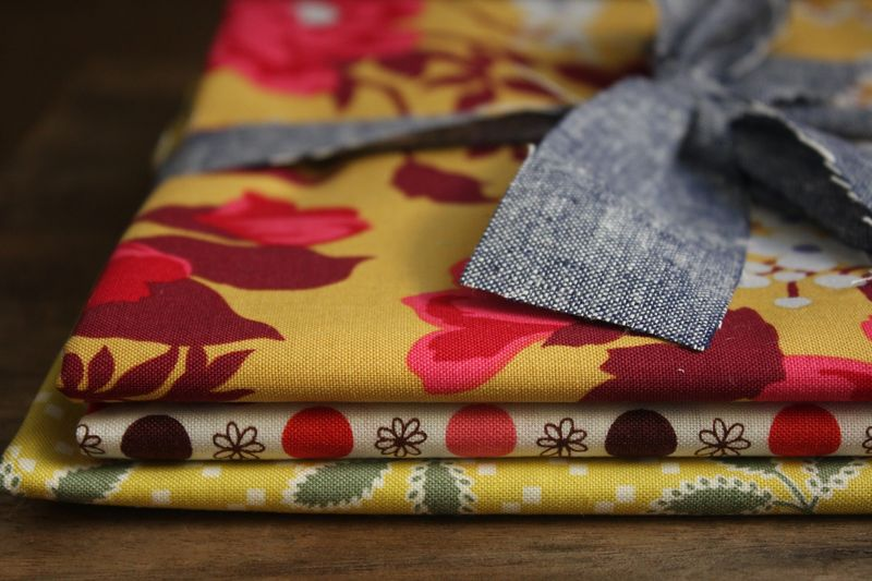 fabric from Sew Mama Sew