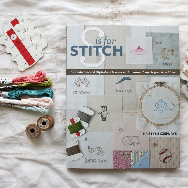S is for Stitch by Kristyne Czepuryk