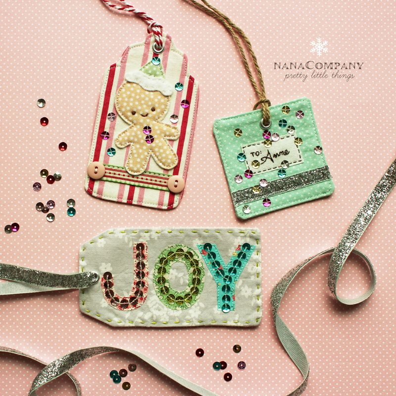 2012 Holiday Tag-a-Long by nanaCompany... week 3