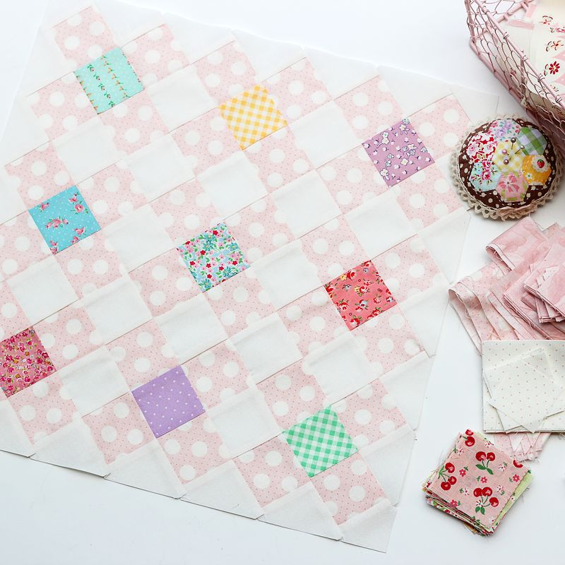 patchwork in progress by nanaCompany