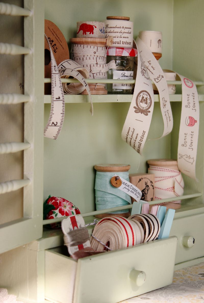 all in the details :: cotton ribbon labels and tapes