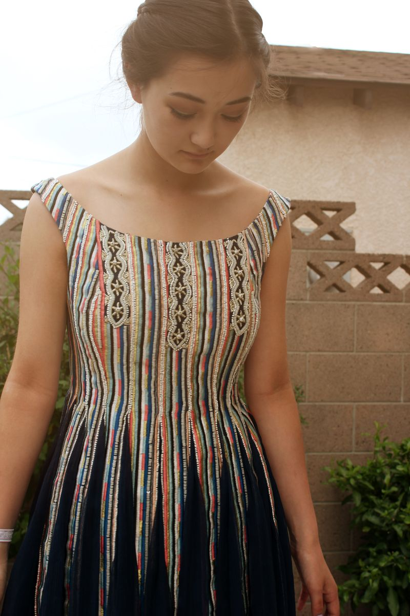 Anne: dress from Free People