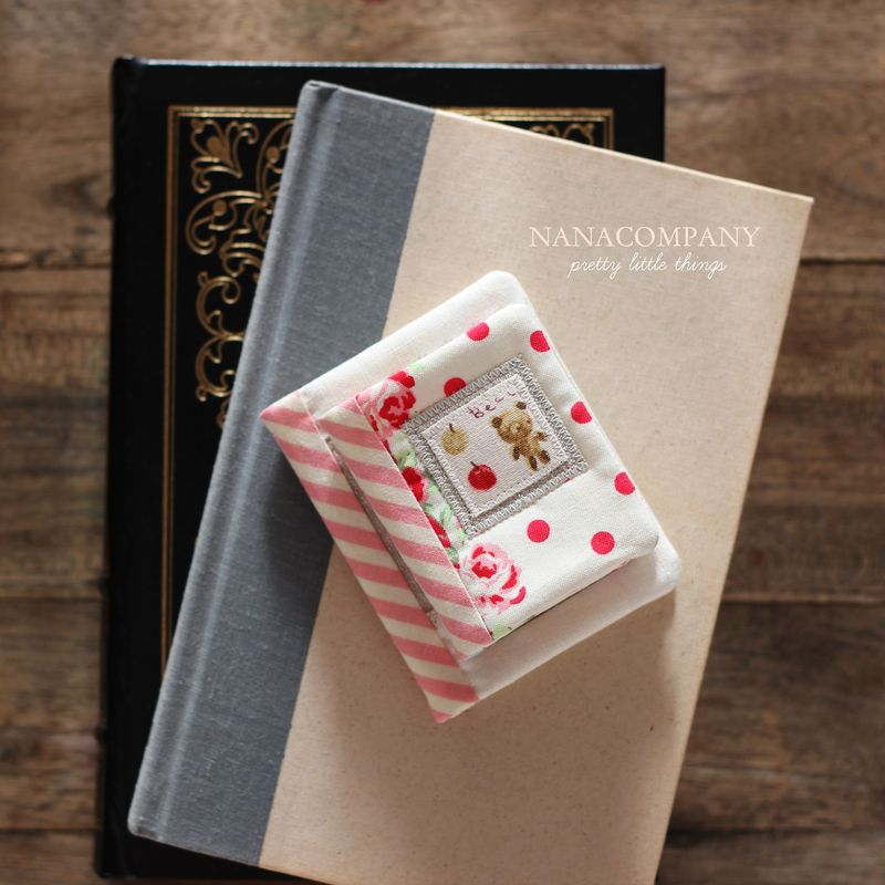 mini needlebook by nanaCompany