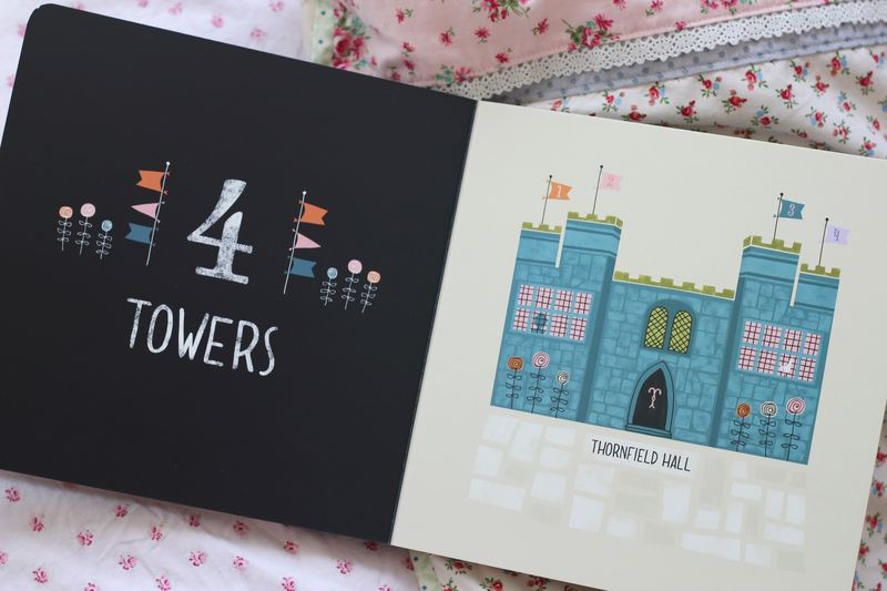 Jane Eyre, BabyLit board book... 4 Towers