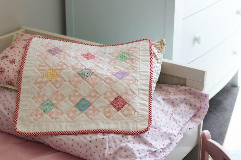 doll quilt by nanaCompany