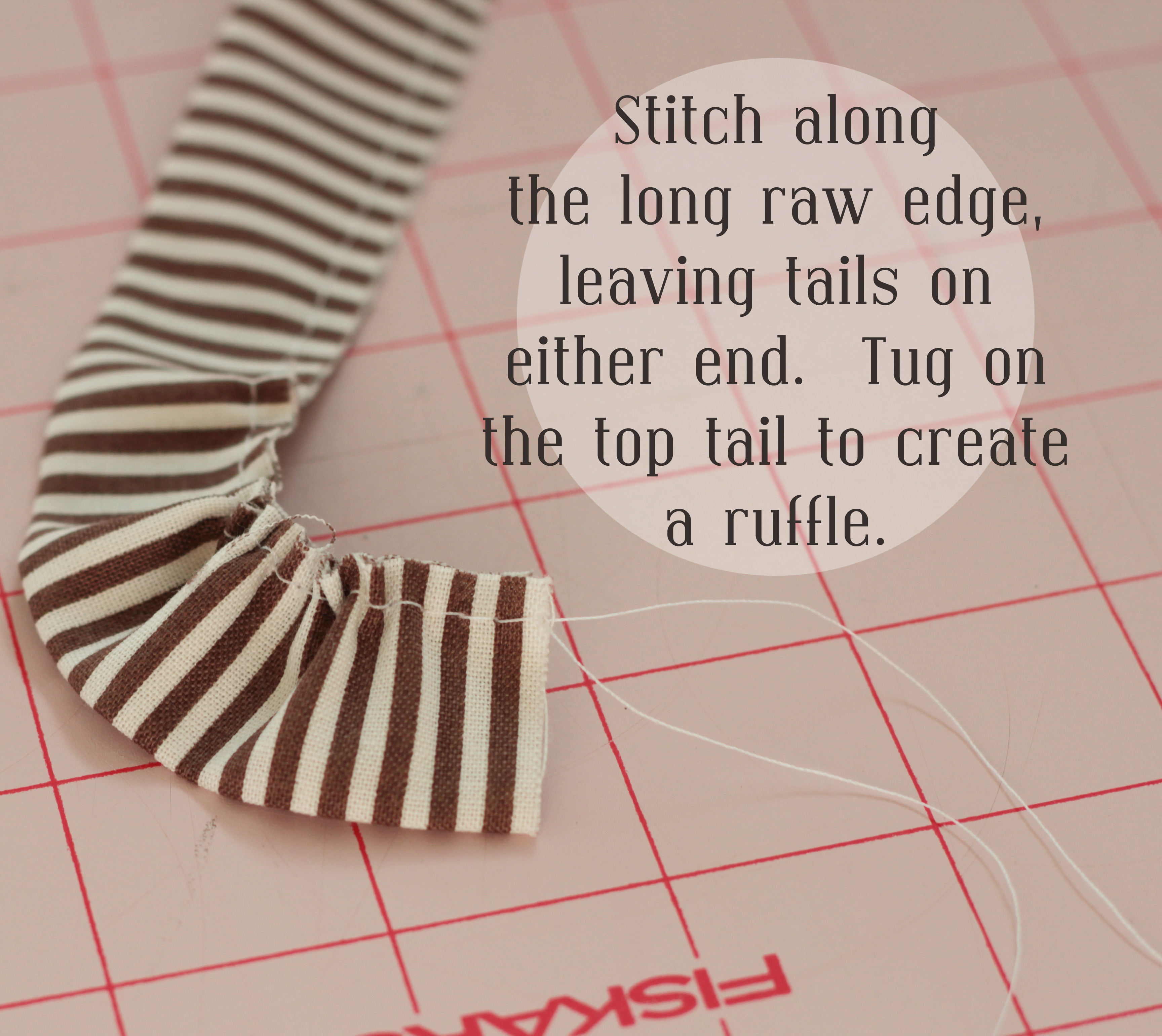 pretty little potholder tutorial :: a DIY step-by-step guide ...