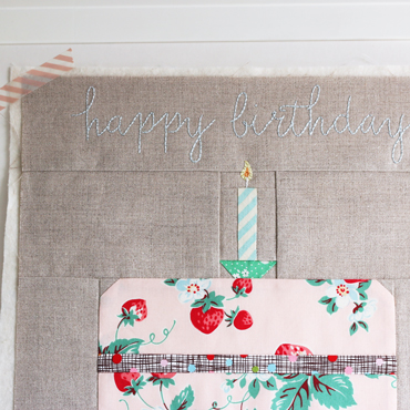 Quilty Fun Birthday