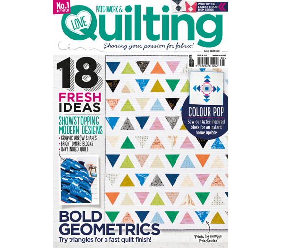LovePatchwork&QuiltingIssue38
