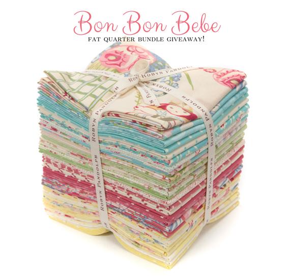BonBonBebeFatQuarterBundlex