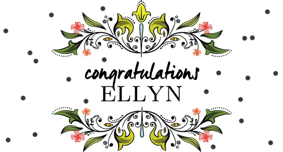 CongratulationsEllyn