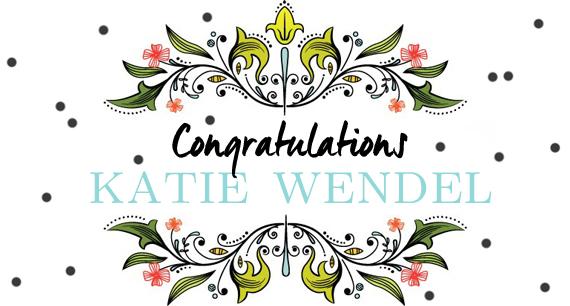 CongratulationsKatieWendel