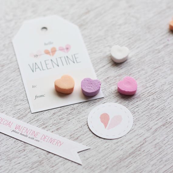 Nanacompany valentine gift tags free printable nanacompany negle Images