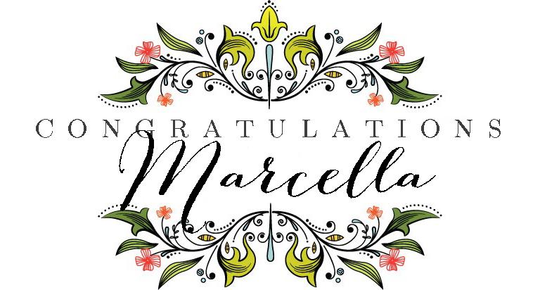 CongratulationsMarcella