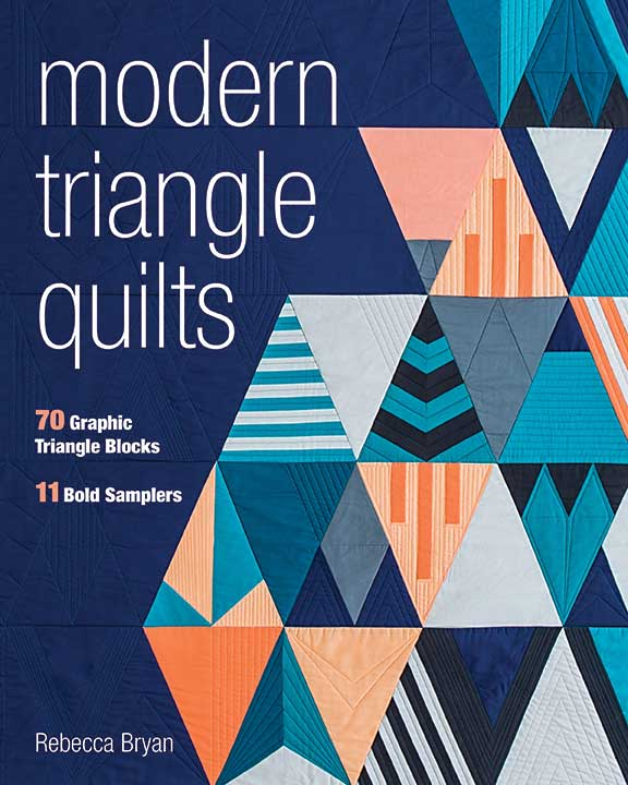 Modern-Triangle-Quilts-Cover