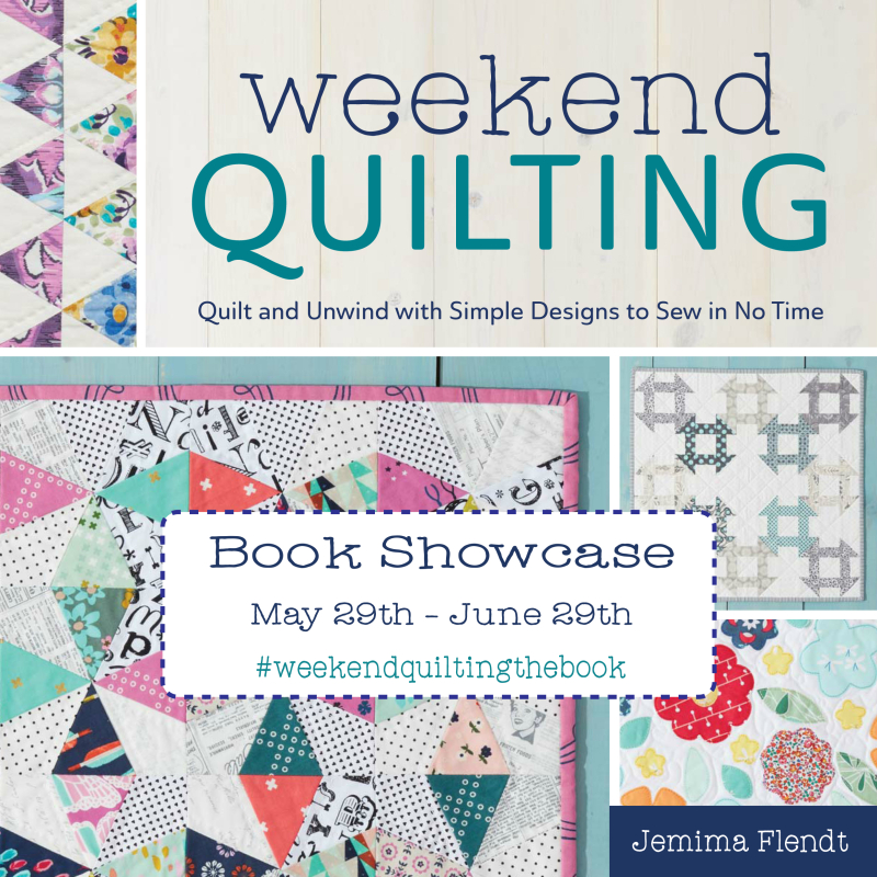 Weekend Quilting Showcase - Square