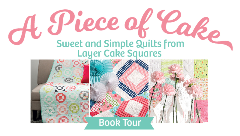 A Piece of Cake Book Tour Banner